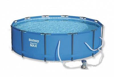 Каркасный бассейн 305х100 см, 6148 л., фильтр-насос, Bestway, 5614Q BW/14415 BW - купить в Самаре в интернет-магазине | цены, фото, отзывы